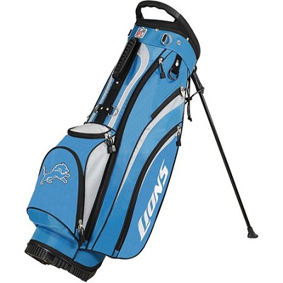 NFL Detroit Lions Golf Carry Bag