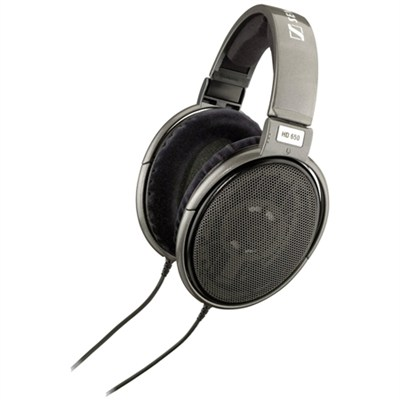 HD650 Audiophile Professional Stereo Headphones (009969)