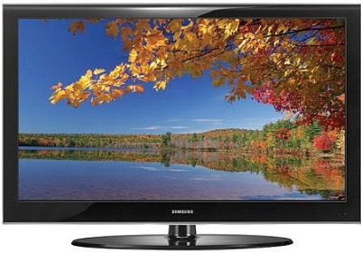 LN52A550 - 52` High-definition 1080p LCD TV