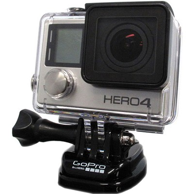 HERO4 Silver Edition Action Camera -OPEN BOX