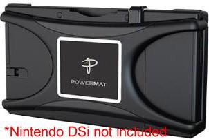 Receiver Back Panel for Nintendo DSi