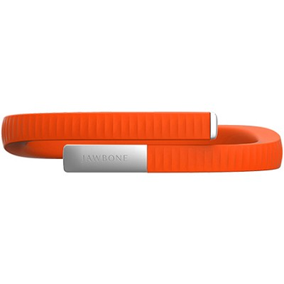 UP24 Large Wristband for Phones - Retail Packaging - Orange