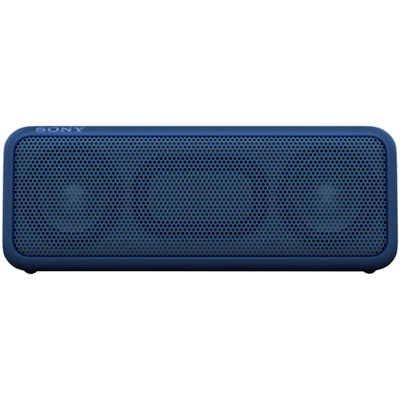 SRSXB3 Portable Bluetooth Wireless Speaker - Blue