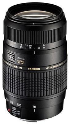 70-300mm 1:2 F/4-5.6 DI LD Macro For Canon EOS - REFURBISHED