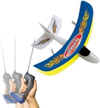 RC Controlled Sky Wings Fighter Jet