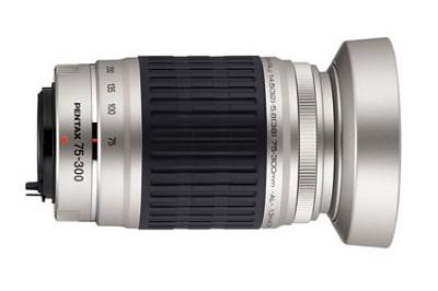 smc P-FA 75-300mm f/4.5-5.8 AL (Silver) - Telephoto Auto Focus Zoom Lens