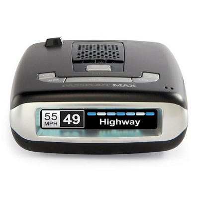 Passport Max High Performance Radar Detector