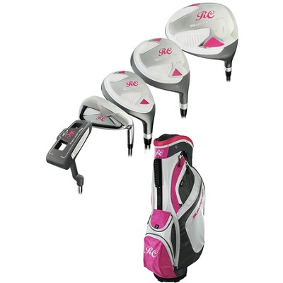 Women's Silver Ray Complete Set With Bag, Right Hand
