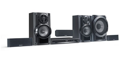 SC-PT665 - 5.1-channel DVD Home Theater System - Open Box