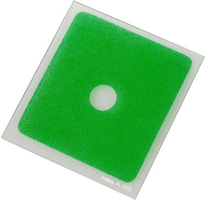 Spot in Color A068 (green) - OPEN BOX