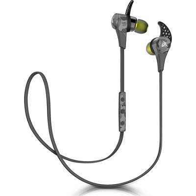 BlueBuds X Sport Bluetooth Headphones - Camo