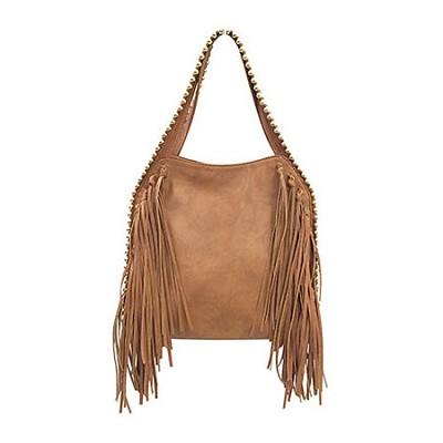 Grayele Handbag - Tan