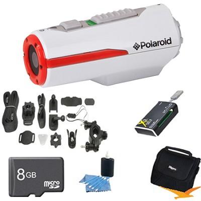 XS80HD 1080P Sports Video Camera Value Bundle