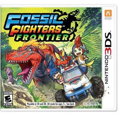 Fossil Fighters Frontier  3DS