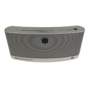 WS-4010 Aura BluNote Portable Wireless Speaker System with Bluetooth