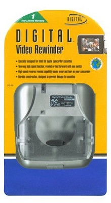 Digital Concepts Mini DV Digital Video Rewinder