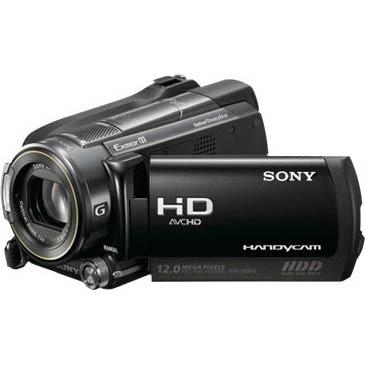 HDR-XR520V High-definition 240-gigabyte Hard Drive Camcorder - OPEN BOX