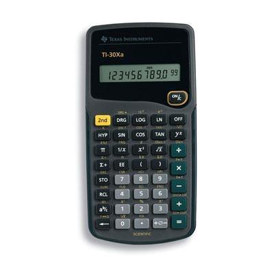 TI30XA Scientific Calculator - TI30XA
