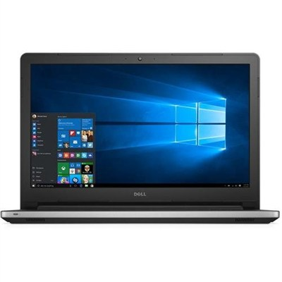 Inspiron 15-5558 15.6` Touchscreen (TrueLife) Notebook - Intel Core i5-5200U