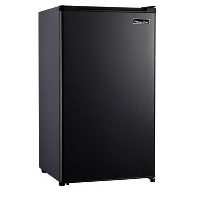 3.2 Cu. Ft. Compact Fridge in Black - MCAR320B2