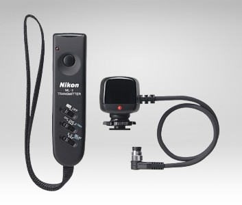 ML-3 Modulite Control Set For The D200, D300, D3, D700  ( SKU# 4645 )