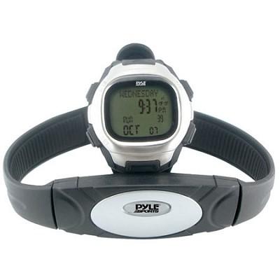 Marathon Heart Rate Watch W/ USB and 3D Walking/Running Sensor