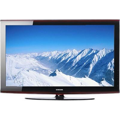 LN19A650 - 19` High-definition LCD TV w/ USB 2.0 Port (Black) REFURBISHED