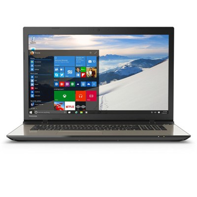 L75-C7234 17.3` (TruBrite) Intel Core i5-5200U Dual-core Notebook