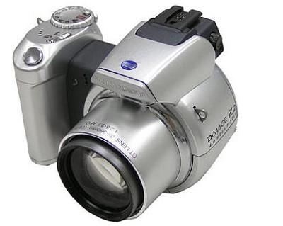 Dimage Z2 Digital Camera