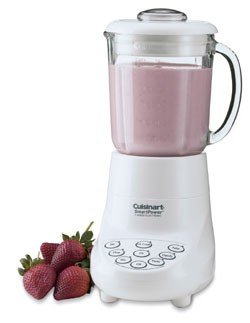 SPB-7 Smartpower 7 Speed Electronic Blender - White