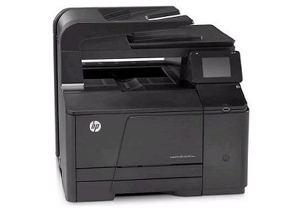 CF145A#BGJ LaserJet PRO 200 Color MFP M276NW Wireless Color Printer with Scanner