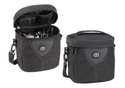 3394-73 Aero 94 Camcorder/Camera Bag (Black/Gray)