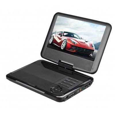9` Portable DVD Player with Swivel Display - SC-179DVD