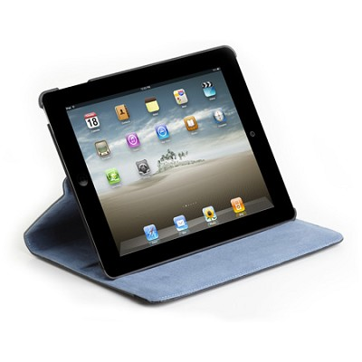 Versavu 360 Degrees Rotating Cover & Stand for iPad 2
