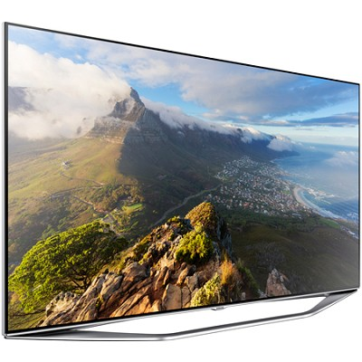 UN55H7150 - 55-Inch Full HD 1080p LED 3D Smart HDTV 240hz - OPEN BOX