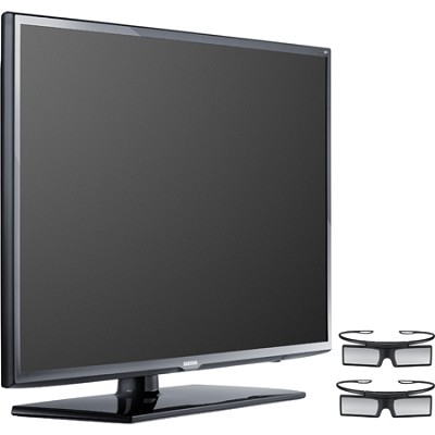 UN46EH6030 46 inch 120hz 1080p 3D LED HDTV - CRACKED SCREEN TV FOR PARTS ONLY