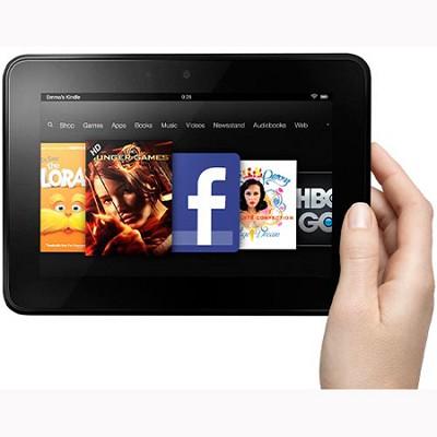Kindle Fire HD 7` HD Display, Wi-Fi, 16 GB