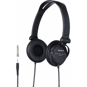 MDR-V150 Studio Monitor Type Headphones with Reversible Earcups