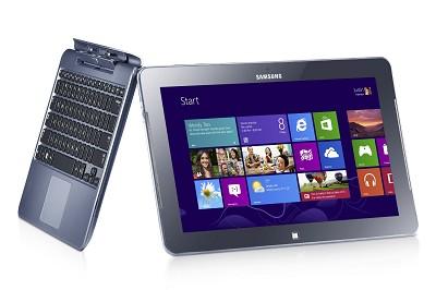 XE500T1C-A01US Series 5 Slate 11.6` Atom Z2760 - Windows 8 32-bit Windows Tablet
