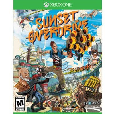 Sunset Overdrive for Xone - 3QT-00005