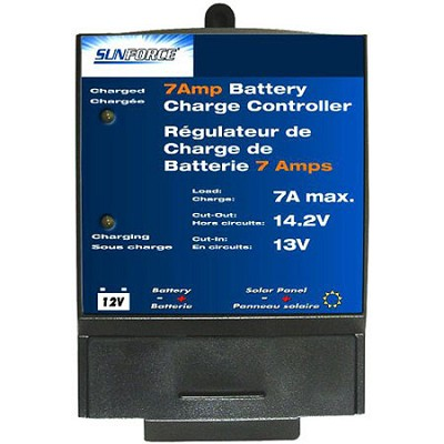 7 AMP Charge Controller - 60012
