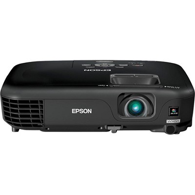 PowerLite 1261W Multimedia Projector, WXGA, 2800 Lumens