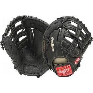 Gold Glove Gamer 12.5 inch First Base Baseball Glove