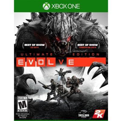 Evolve Ultimate Edition XB1