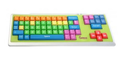 KBC101G Junior Keyboard - Green