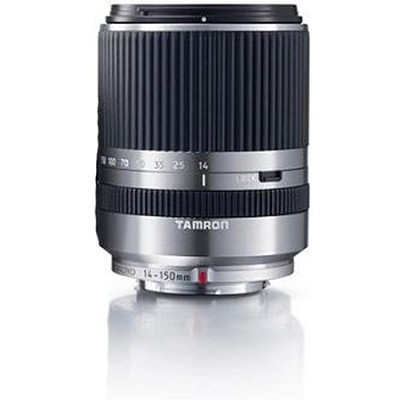 14-150mm F/3.5-5.8 Di III Lens for Micro Four Thirds Cameras - Silver