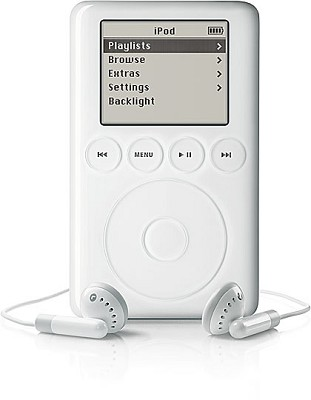 15GB iPod Mp3 Player For Mac and PC/ Windows