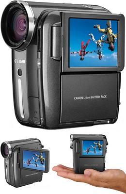 Optura 600 MiniDV Camcorder / 4 Megapixel still camera