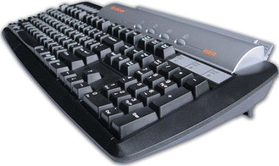 KS810 Keyboard, Color Scanner and USB2 HUB