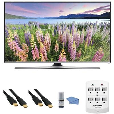 UN40J5500 - 40-Inch Full HD 1080p Smart LED HDTV + Hookup Kit
